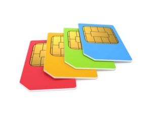 SIMカード人気